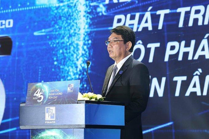 ÔNG LÊ VĂN NĂM - Thành viên Hội đồng quản trị, Bí thư Đảng ủy, Tổng Giám đốc Công ty PINACO