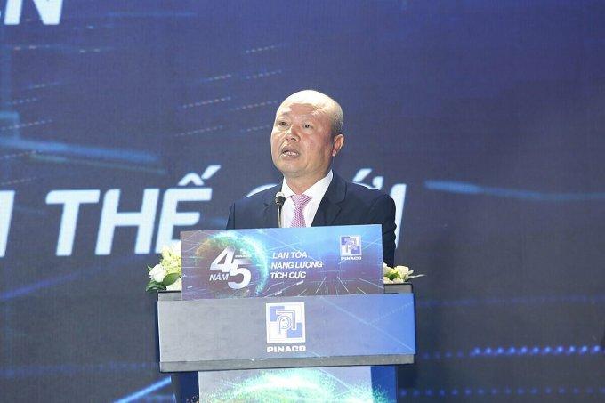 ÔNG NGUYỄN PHÚ CƯỜNG – Chủ tịch Hội đồng thành viên Tập đoàn Hóa chất Việt Nam.