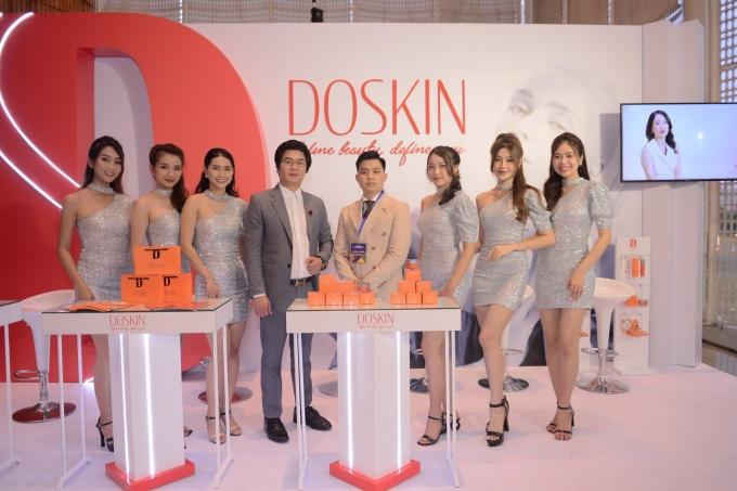 Các sản phẩm của Doskin chăm sóc da cho phụ nữ, hỗ trợ phái đẹp níu kéo tuổi xuân.