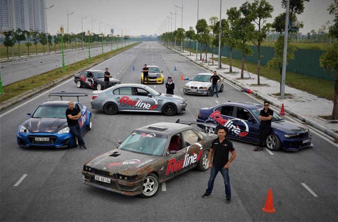 Đại lễ hội 3F còn có khu trưng bày xe sang quy tụ những dòng xe nổi tiếng.