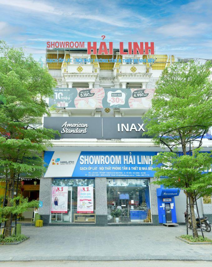 Showroom Hải Linh Hà Đông – một trong số 3 showroom của Hải Linh tại Hà Nội.
