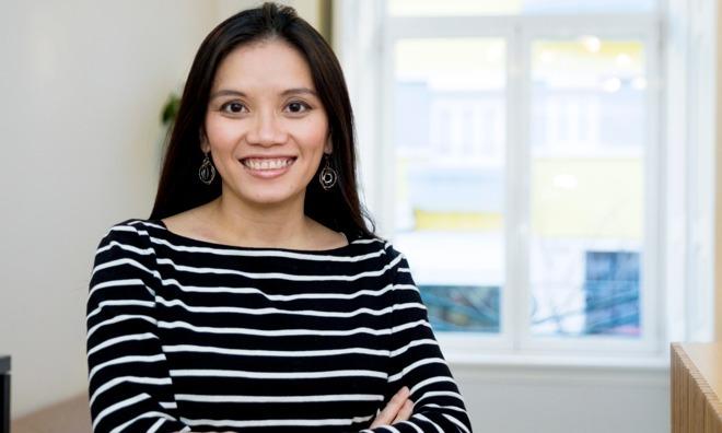 CEO Elsa Văn Đinh Hồng Vũ. Ảnh:NVCC.