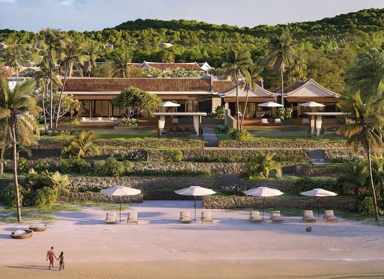 Phối cảnh dự án Park Hyatt Phu Quoc do BIM Land phát triển cùng Tập đoàn Hyatt.