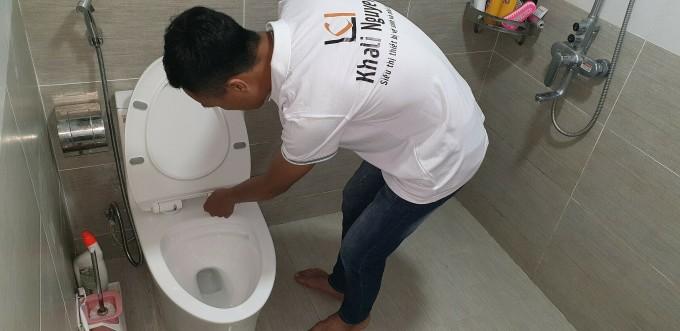 Khali Nguyễn đảm bảo nghiệm thu công trình sau khi bán.