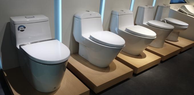 Các thiết bị vệ sinh tại Khali Nguyễn được đảm bảo về chất lượng, hàng chính hãng.