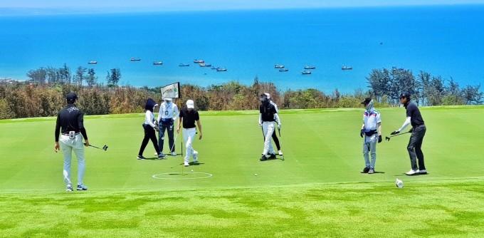 Cụm sân golf PGA 36 hố tại NovaWorld Phan Thiet sẽ là nơi độc quyền tổ chức các giải thi đấu PGA chuyên nghiệp tại Việt Nam.