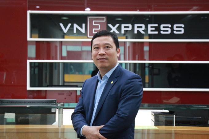 Ông Thân Đức Việt - CEO May 10