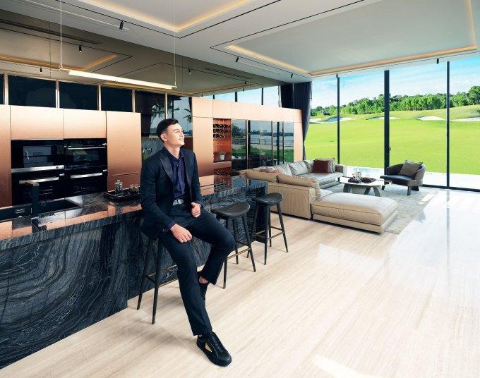 Thủ thành Đặng Văn Lâm yêu thích PGA Golf Villas tại NovaWorld Phan Thiet bởi hệ sinh thái hàng trăm tiện ích sống đẳng cấp quốc tế tại đây.