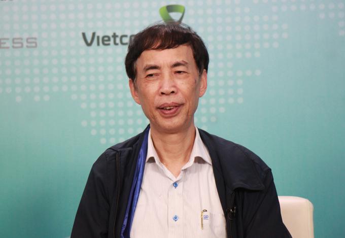 Tiến sĩ Võ Trí Thành.