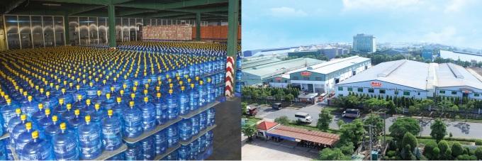 Bidrico từng nhận Huân chương lao động hạng ba và bằng khen của Chính phủ cho những đóng góp tích cực trong việc phát triển thị trường nước giải khát của Việt Nam cùng với các hoạt động cộng đồng vì sự phát triển chung của xã hội.
