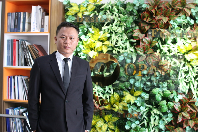 Phó tổng giám đốc OPAN Đỗ Trọng Nghĩa cho rằng, để thành công, cần biết nắm bắt cơ hội và làm việc có tâm.