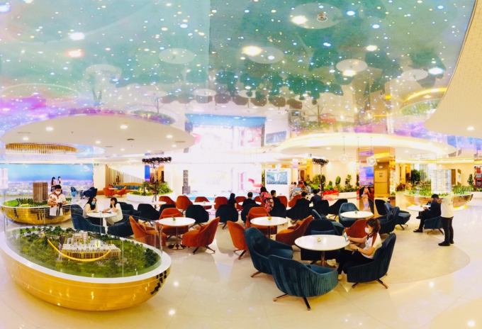 Đất Xanh Đông Nam Bộ khai trương Sales Gallery  - 1