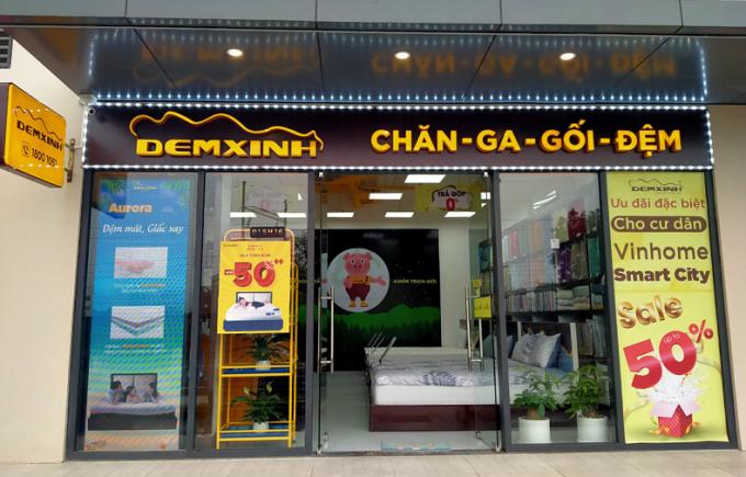 Đệm Xinh