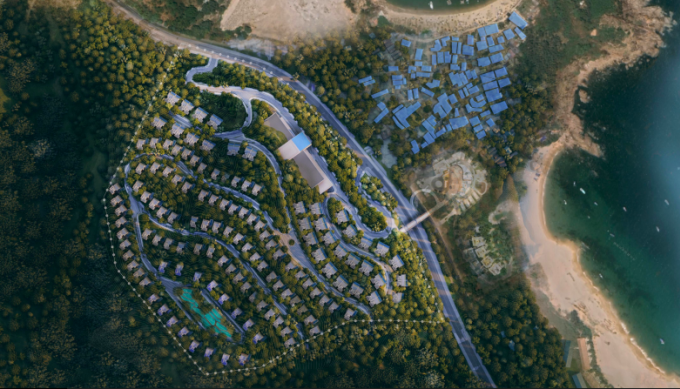 Casa Marina Premium biệt thự đồi ven biển mang lại chuyến nghỉ dưỡng sang trọng bậc nhất và tiềm năng sinh lời cho chủ nhân. Ảnh: BCG Land.