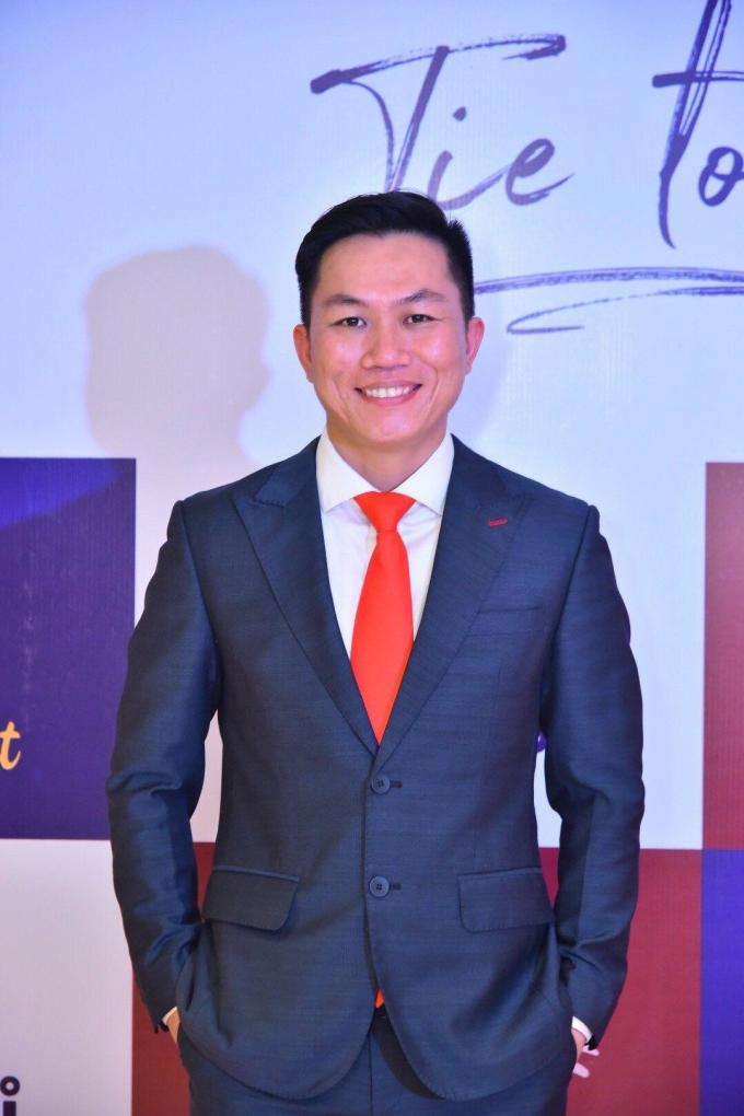 Anh Lê Thái Hoàng: Ảnh: Nhân vật cung cấp.