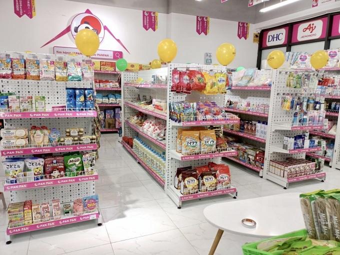 Panpan đa dạng hóa hơn 5.000 sản phẩm
