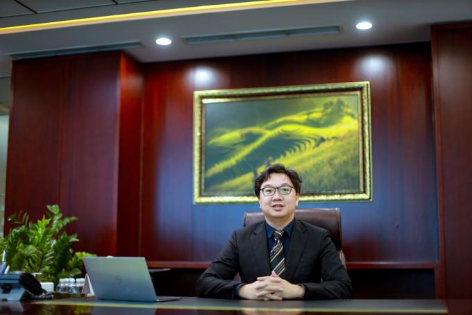 Ông Nguyễn Hoàng Linh, CEO MSB.
