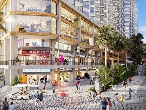 Shophouse Apec Mandala Wyndham Mũi Né phù hợp mọi loại hình kinh doanh.
