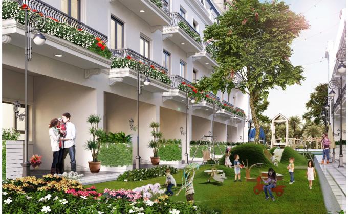 Mô hình shophouse giàu tiềm năng phát triển tại Lào Cai.