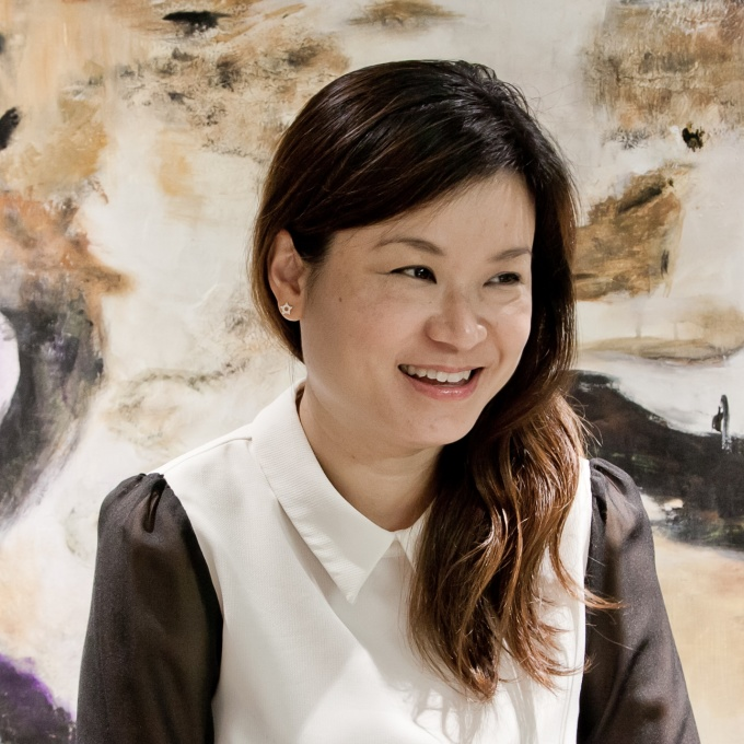 Bà Constance Tew - người sáng lập Công ty thiết kế Creative Mind Design.