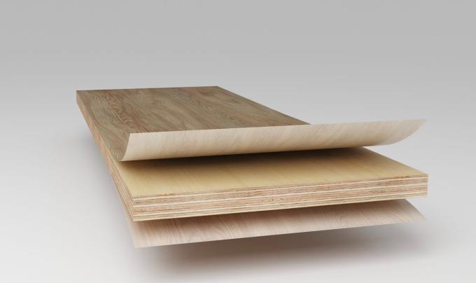 Kết cấu của 4DEKORTM Melamine Plywood bền, đẹp và an toàn cho người dùng.