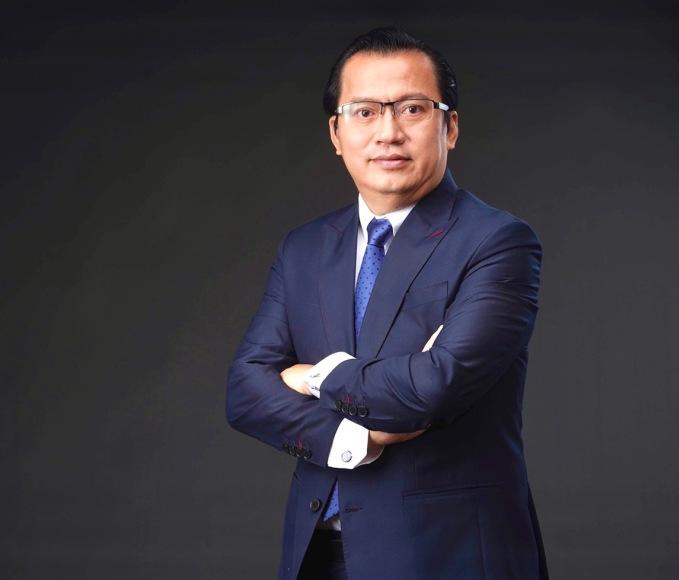 CEO Nguyễn Tuấn Quỳnh.