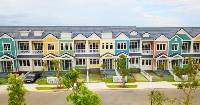 Dự án NovaWorld Phan Thiet quy mô 1.000 ha là một trong những dự án đô thị du lịch biển cung cấp nguồn cung second home lớn lại khu vực phía Nam. Ảnh: Novaland.