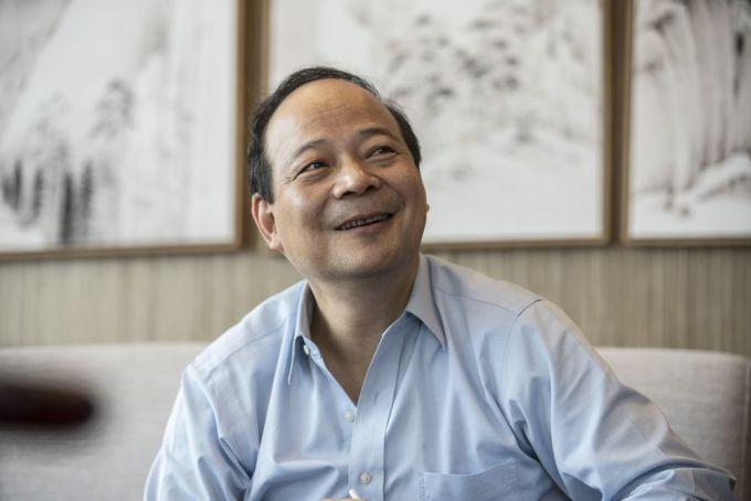 Ông Zeng Yuqun, Nhà sáng lập Contemporary Amperex Technology (CATL). Ảnh: Bloomberg.