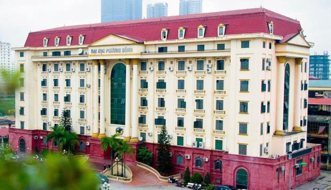 Đại học Phương Đông xét tuyển qua học bạ