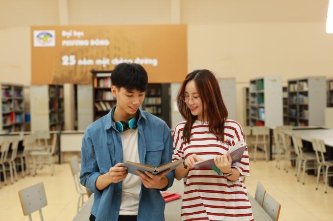 Đại học Phương Đông xét tuyển qua học bạ - 2