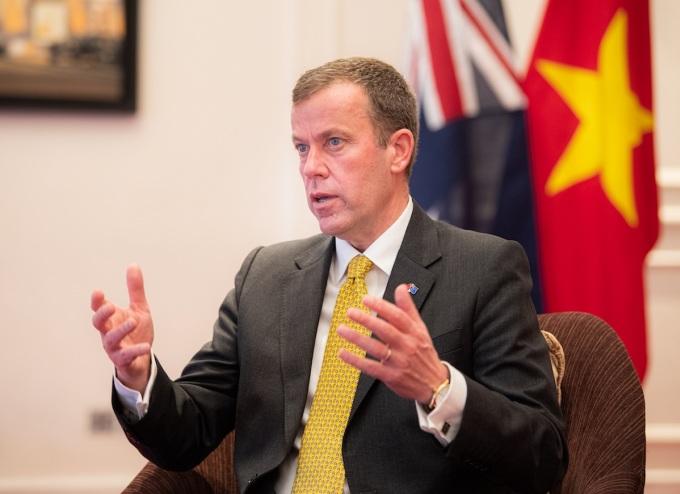 Nông sản Việt Nam rộng cửa sang Australia