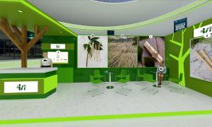 Những mặt hàng hút khách tại triển lãm nông nghiệp ảo đầu tiên tại Việt Nam