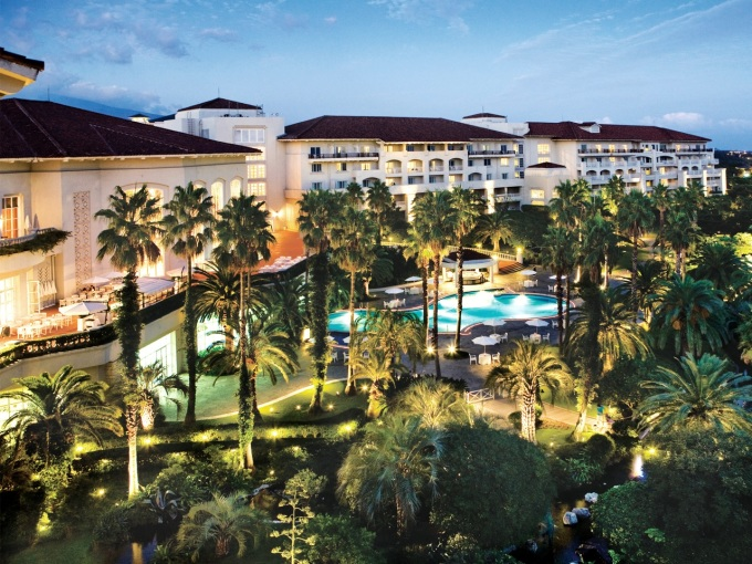 Một khu nghỉ dưỡng xây dựng theo phong cách Resort Living.
