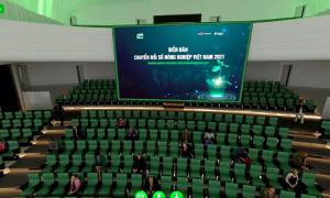 Diễn đàn Nông nghiệp đầu tiên tại Việt Nam áp dụng công nghệ thực tế ảo
