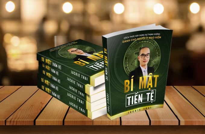 Bí Mật Tiền Tệ là tác phẩm mới của tác giả Jackie Thái - một chuyên gia tài chính