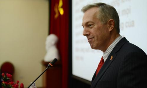 Cựu đại sứ Mỹ làm Chủ tịch Hội đồng Kinh doanh Mỹ – ASEAN