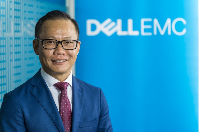 Ông Trần Vũ, Giám đốc Điều hành, Dell Technologies Việt Nam. Ảnh: Công ty cung cấp