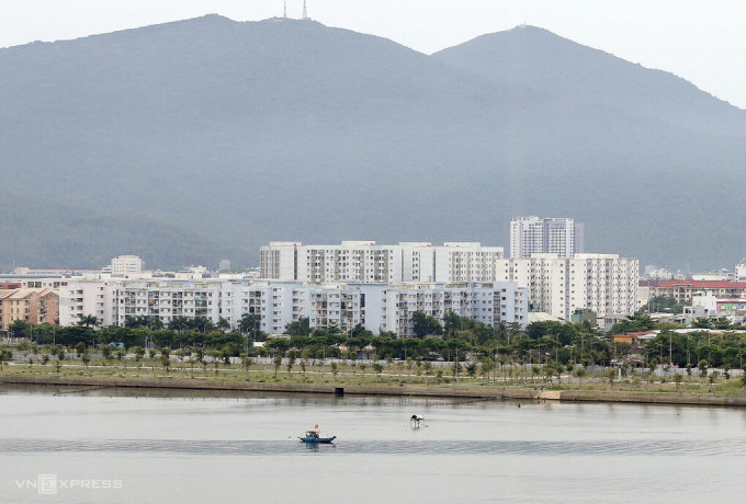 Thị trường bất động sản Đà Nẵng. Ảnh: Nguyễn Đông