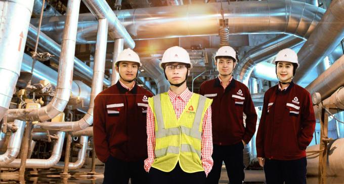 Đội ngũ chuyên gia và kỹ sư của ATZ Solutions đặt mục tiêu chinh phục các dự án tầm cỡ. Ảnh: ATZ Solutions
