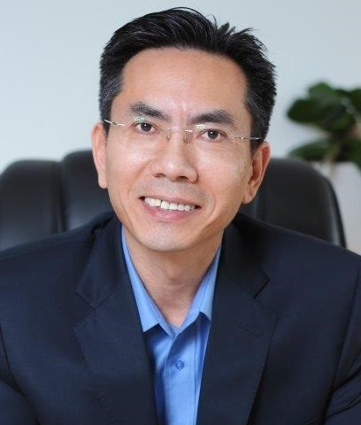 Ông Nguyễn Anh Thi -Tổng giám đốc Diageo Việt Nam.