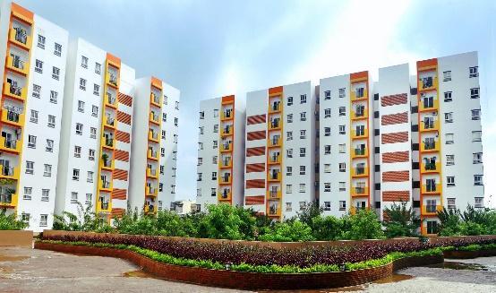 NestHome - dự án căn hộ đầu tay của N.H.O phát triển tại Đà Nẵng. Ảnh: N.H.O
