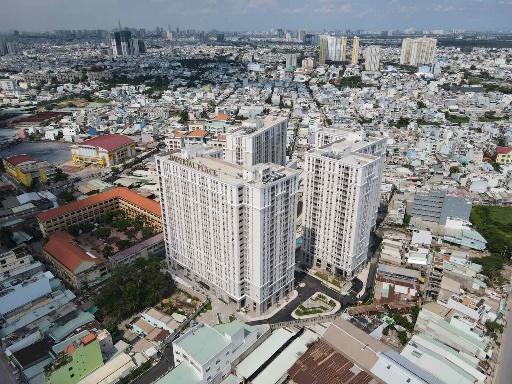Thiết kế hiện đại của Khu căn hộ Imperial Place đã được N.H.O bàn giao cho khách hàng tại TP HCM. Ảnh: N.H.O
