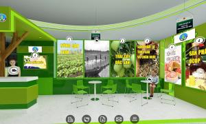 Thêm nhiều sản phẩm hấp dẫn tại Triển lãm nông nghiệp thực tế ảo