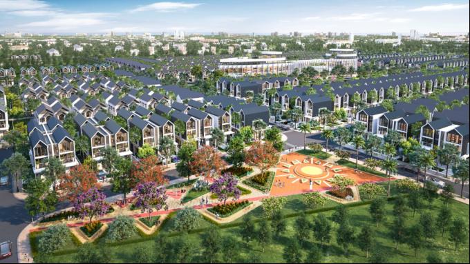 Dự án là khởi đầu của sự hợp tác phát triển bất động sản cao cấp của Công ty Lan Anh và Hưng Vượng Holdings