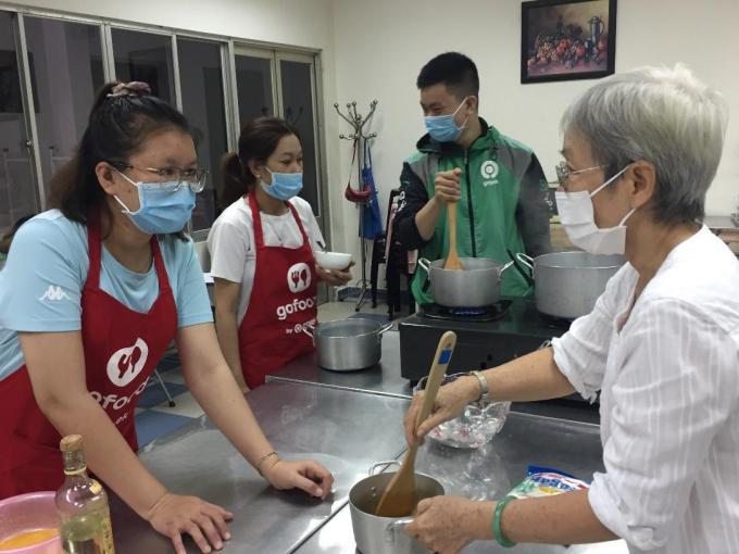Gojek giúp chị em nội trợ mở gian hàng online - 1