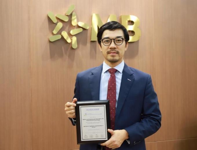 Ngân hàng Thương mại cổ phần Quân đội đã được vinh danh ở hạng mục giải thưởng Số hoá điểm giao dịch tốt nhất Việt Nam.