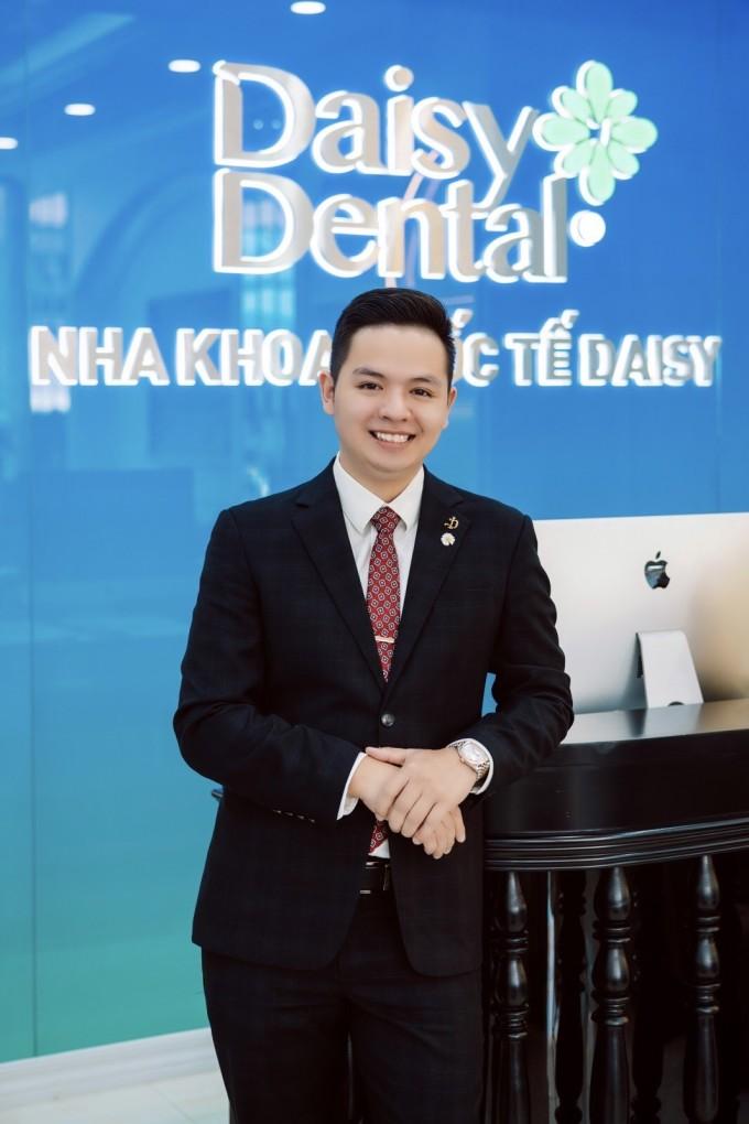 Anh Lê Thế Hai - Chủ tịch tập đoàn Diva Group.