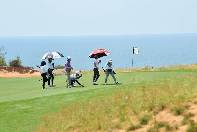 NovaWorld Phan Thiet có sức hút đặc biệt với nhà đầu tư nhờ cụm sân golf PGA độc quyền 36 hố đẳng cấp.