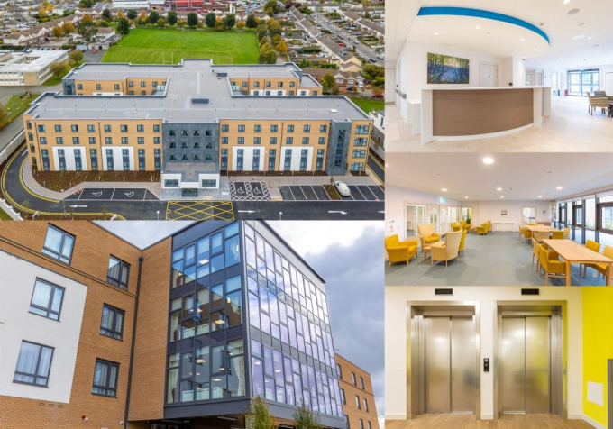 Investment opportunity to settle in Ireland from the nursing home project