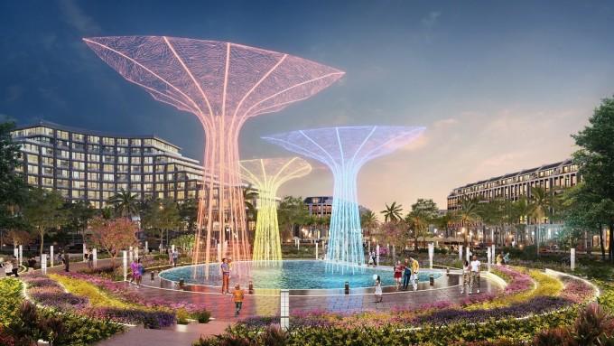 Dự án La Queenara được kỳ vọng trở thành dự án nghỉ dưỡng điểm đến hấp dẫn bậc nhất khu vực miền Trung